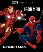 Marvel Collection: Spider-Man Iron Man (Hardback)