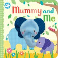 Little Learners Mummy and Me Finger Puppet Book (Board book)