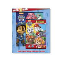Nickelodeon PAW Patrol Book & DVD: Pup Pals Storybook & DVD