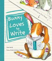 Bunny Loves to Write (Paperback)
