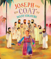 Joseph and His Coat of Many Colours (Paperback)