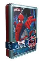 Marvel Ultimate Spider-Man Happy Tin - Happy Tin