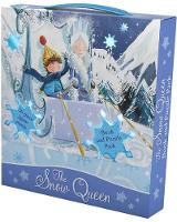 The Snow Queen Book and Puzzle Pack