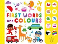 Start Little Learn Big First Words and Colours (Board book)