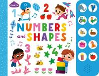 Start Little Learn Big Numbers and Shapes (Board book)