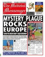 Medieval Messenger - News History (Hardback)