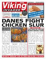 Viking Invader - News History (Hardback)