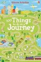 100 things to do on a journey (Paperback)