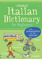 Italian Dictionary for Beginners - Beginner's Dictionary (Paperback)