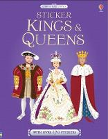 Sticker Dressing Kings & Queens - Sticker Dressing (Paperback)