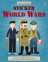Sticker World Wars - Sticker Dressing (Paperback)