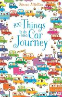 100 things to do on a car journey (Paperback)