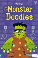Over 100 Monster Doodles (Paperback)