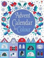 Advent Calendar to Colour (Hardback)