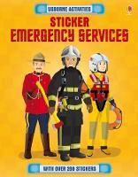 Sticker Emergency Services (Paperback)