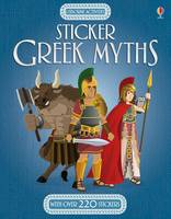 Sticker Greek Myths - Sticker Dressing (Paperback)