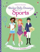 Sticker Dolly Dressing Sports - Sticker Dolly Dressing (Paperback)