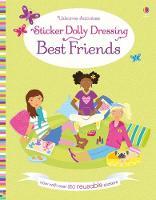 Sticker Dolly Dressing Best Friends - Sticker Dolly Dressing (Paperback)