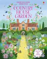 Country House Gardens Sticker Book - Doll's House Sticker Books (Paperback)