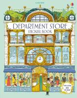 Department Store Sticker Book - Doll's House Sticker Books (Paperback)