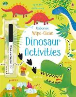 Wipe-Clean Dinosaur Activities - Wipe-clean Activities (Paperback)