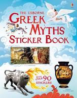 Greek Myths Sticker Book (Paperback)