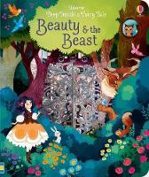 Peep Inside a Fairy Tale Beauty and the Beast - Peep Inside a Fairy Tale (Board book)