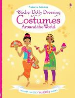Sticker Dolly Dressing Costumes Around the World - Sticker Dolly Dressing (Paperback)