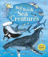 Big Book of Big Sea Creatures (Hardback)