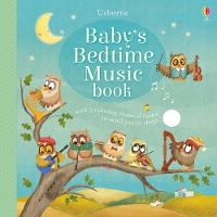 Baby's Bedtime Music Book - Musical Books (Board book)