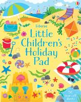 Little Children's Holiday Pad - Little Children's (Paperback)