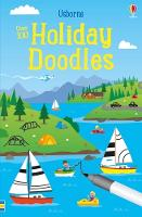 Holiday Doodles (Paperback)