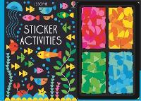 Sticker Activities (Spiral bound)
