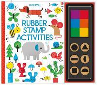 Rubber Stamp Activities (Spiral bound)