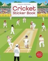 Cricket Sticker Book (Paperback)