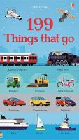 199 Things that Go - 199 Pictures (Board book)