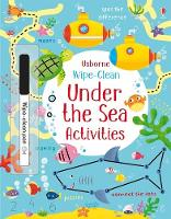 Wipe-clean Under the Sea Activities - Wipe-clean Activities (Paperback)