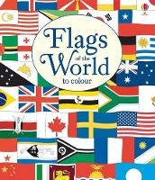 Flags of the World to Colour (Paperback)