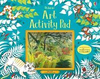 Art Activity Pad (Paperback)