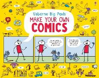 Make your own comics - Pads (Paperback)