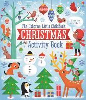 Little Children's Christmas Activity Book - Little Children's Activity Books (Paperback)