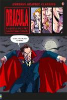 Dracula - Usborne Graphic Classics (Hardback)