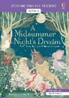 A Midsummer Night's Dream - English Readers Level 3 (Paperback)