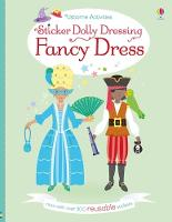 Sticker Dolly Dressing Fancy Dress - Sticker Dolly Dressing (Paperback)