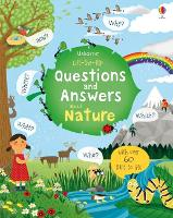 Lift-the-flap Questions and Answers about Nature - Lift-the-Flap Questions & Answers (Board book)
