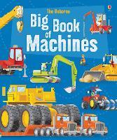 Big Book of Machines - Big Books (Hardback)