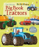 Big Book of Tractors - Big Books (Hardback)