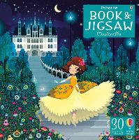 Usborne Book and Jigsaw Cinderella - Usborne Book and Jigsaw (Paperback)