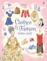 Clothes and Fashion Picture Book (Hardback)