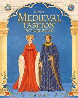 Medieval Fashion Picture Book (Hardback)